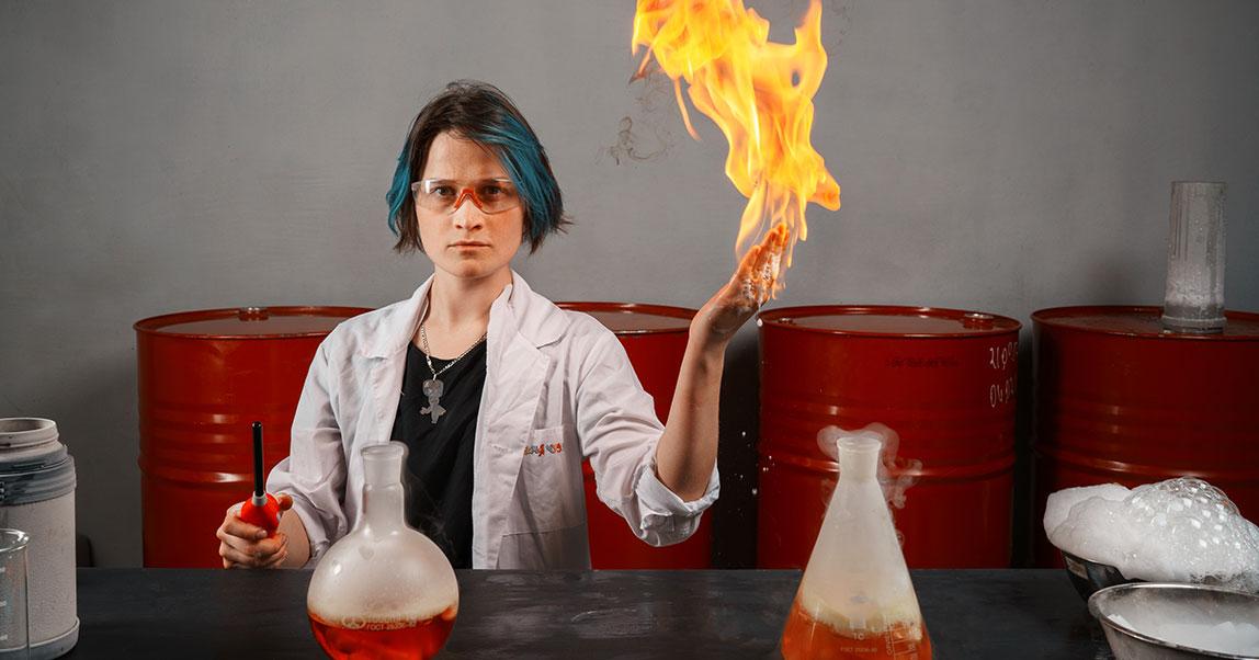 «Химия Чудес»: как интерес к науке может перетечь в бизнес