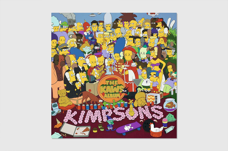 Картину с героями «Симпсонов» продали на Sotheby's за $14,8 млн