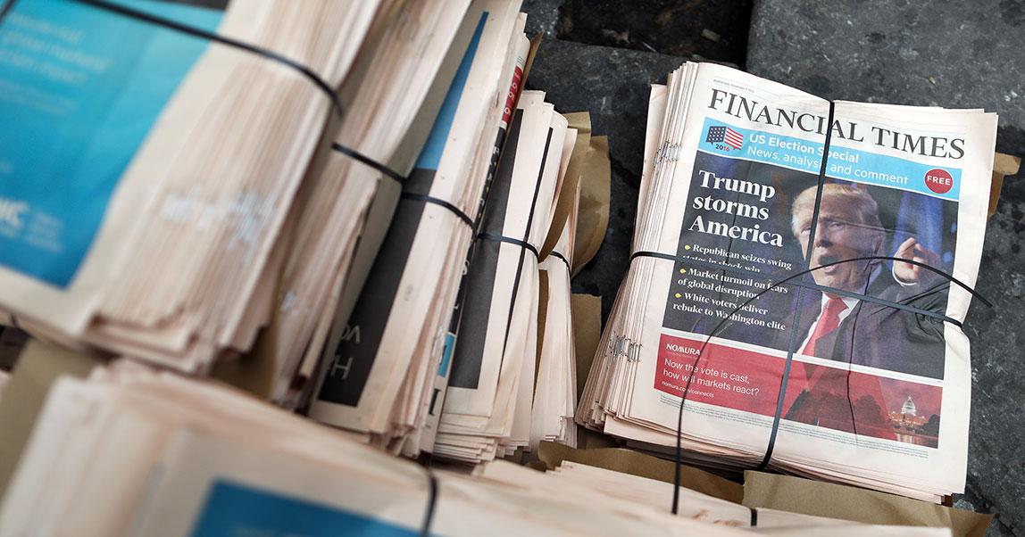 Как фейковые новости могут обрушить бизнес, и как этого не допустить
