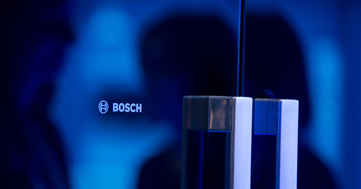 Bosch представил блокчейн-холодильник