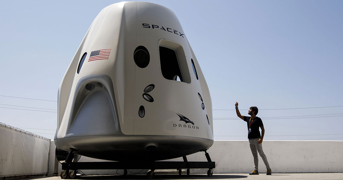 SpaceX: как Илон Маск за17 лет вывел свой бизнес намежпланетный уровень