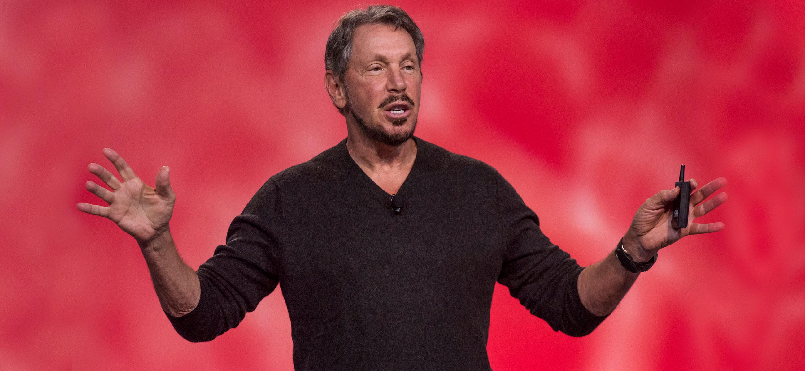 История Oracle: как Ларри Эллисон доехал до многомиллиардного состояния на  дешевом велосипеде с остановкой в ЦРУ - Inc. Russia
