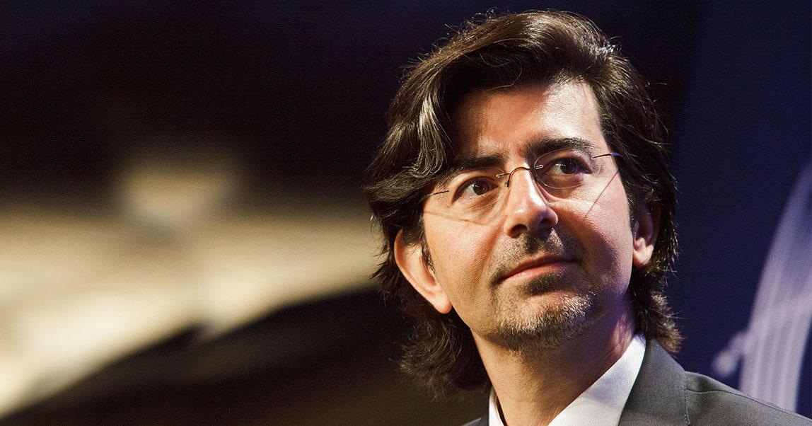 Основатель eBay Пьер Омидьяр —отом,как запустить бизнес инемешатьему развиваться