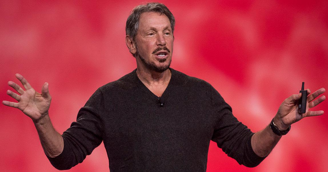 История Oracle: как Ларри Эллисон доехал домногомиллиардного состояния надешевом велосипеде состановкой вЦРУ