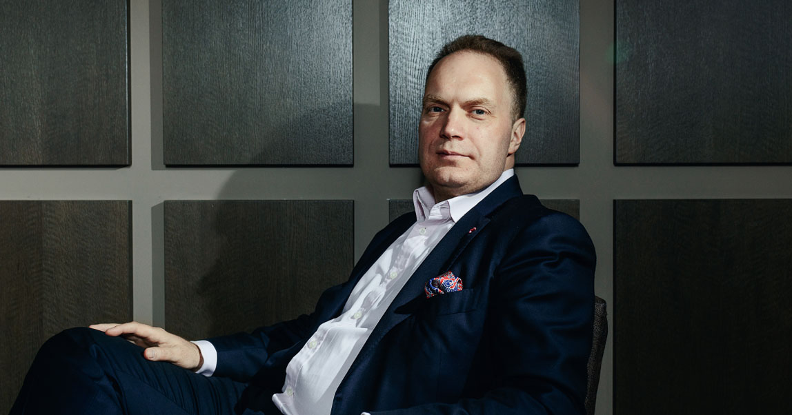 Инвестор Алексей Горячев: «Загламурнойоболочкой невидно, чтобизнесмены живут вконцлагере»