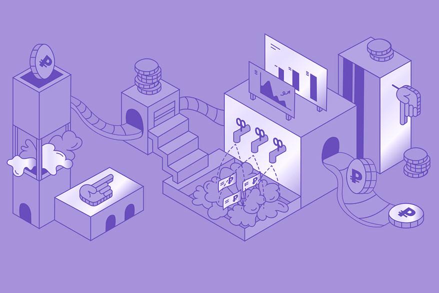 Инфографика: кто и сколько инвестировал в стартапы в первой половине 2019 года