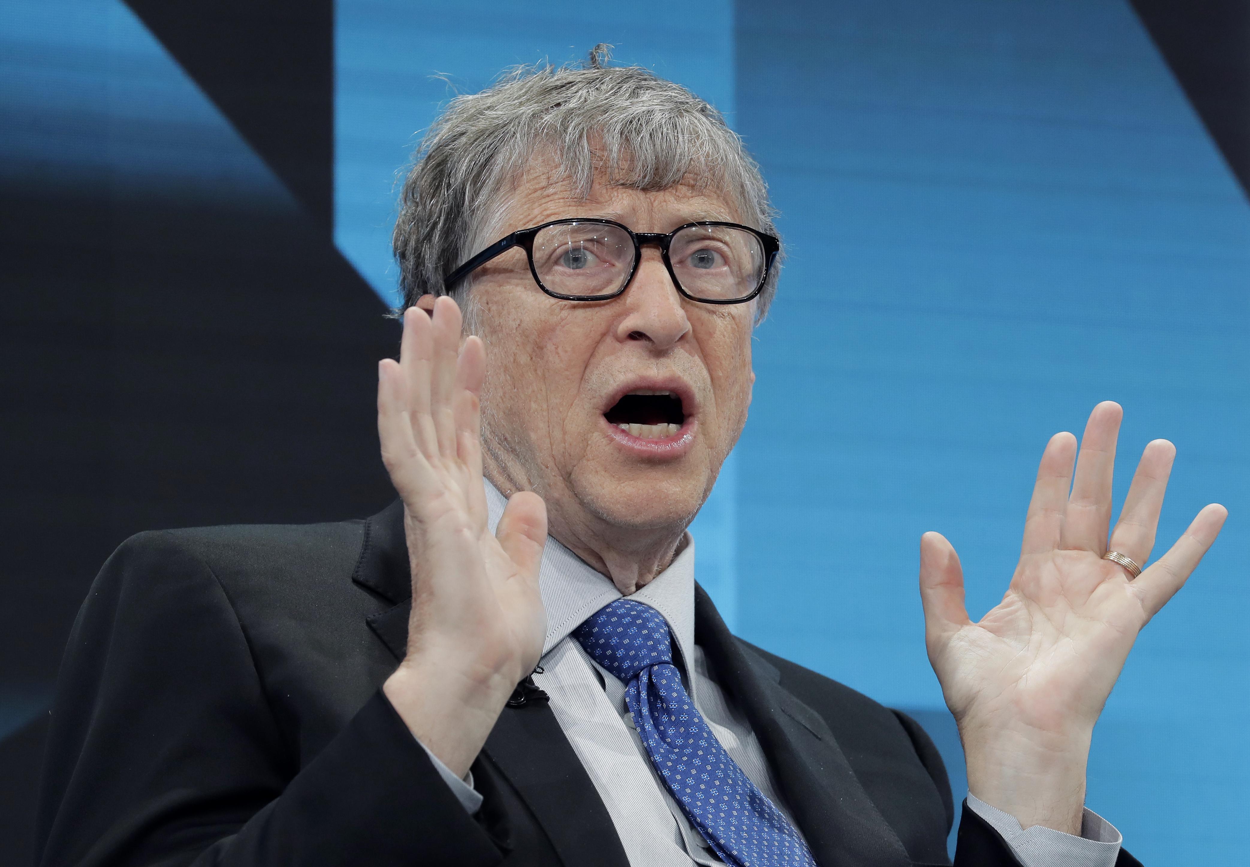 Пять историй про Билла Гейтса, которые не принято рассказывать - Inc. Russia