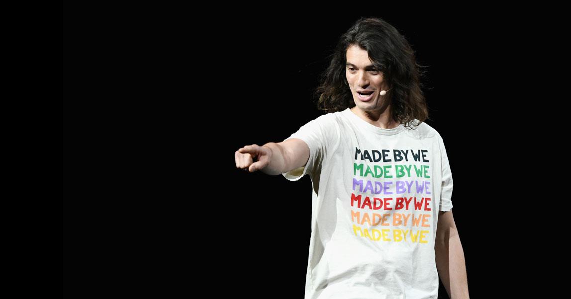 «Падший Адам»: история взлета ипровала WeWork