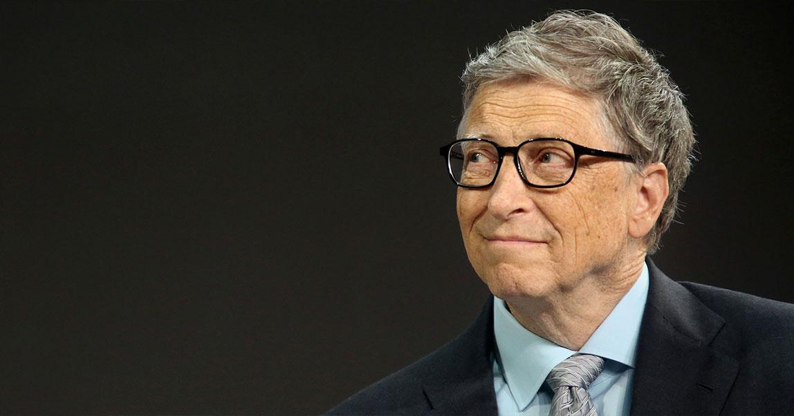 «Бизнесу я посвящаю всего 10% умственных усилий». Билл Гейтс — обизнесе, психологии ибудущем