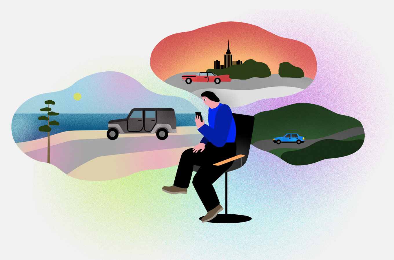 В Москве работает сервис автомобилей поподписке. Что это икак устроено?