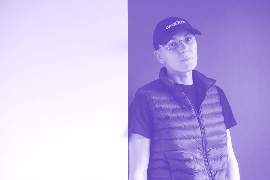 Михаил Токовинин, основатель amoCRM: «В России легче заниматься бизнесом, чем вСША»