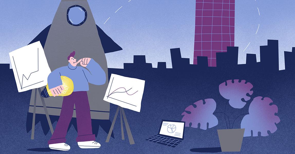 Как стартапу зайти в корпорацию?