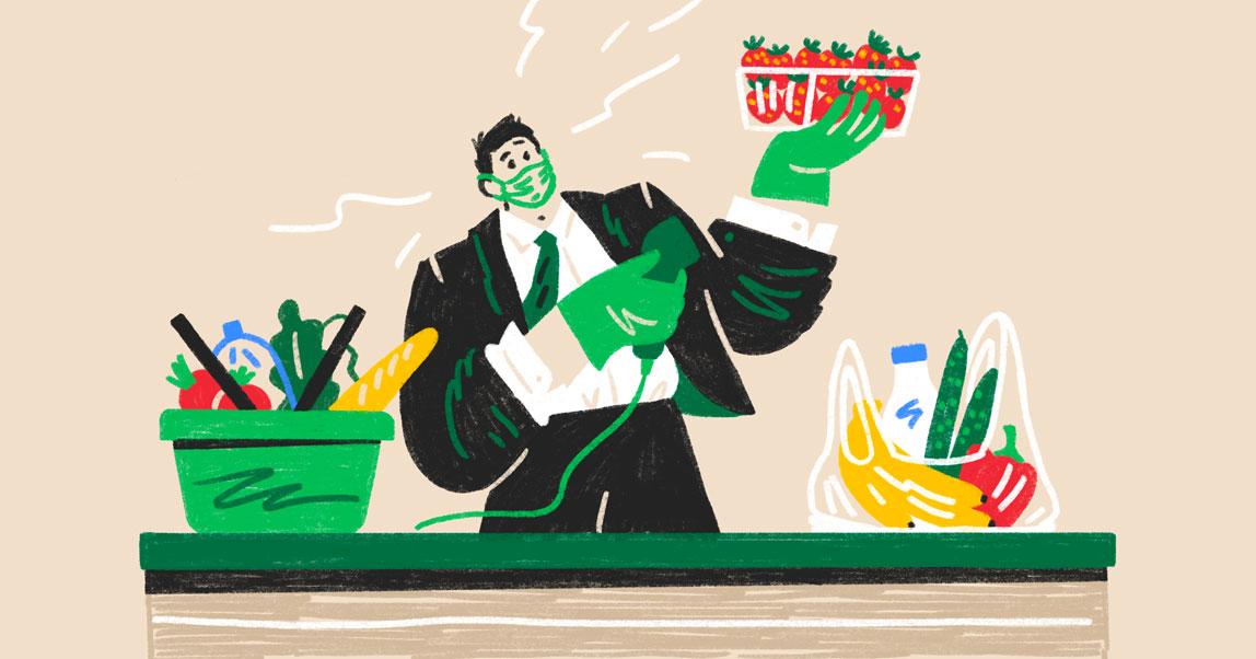 «Коллеги, неждите указаний сверху — делайте, чтонужно покупателям». Как выживает вкризис «ВкусВилл»