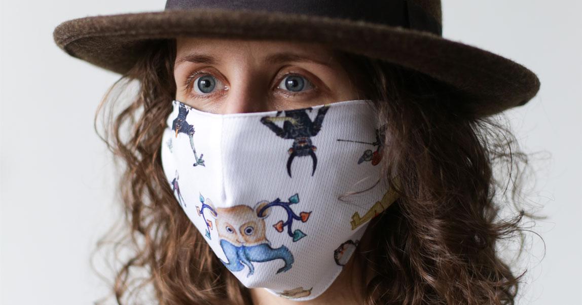 Масочный режим: как малый бизнес научился шить маски