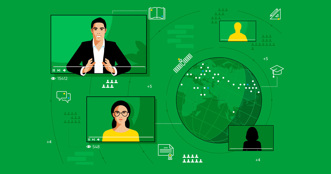 CovidEd: как образование перешло вонлайн из-запандемии