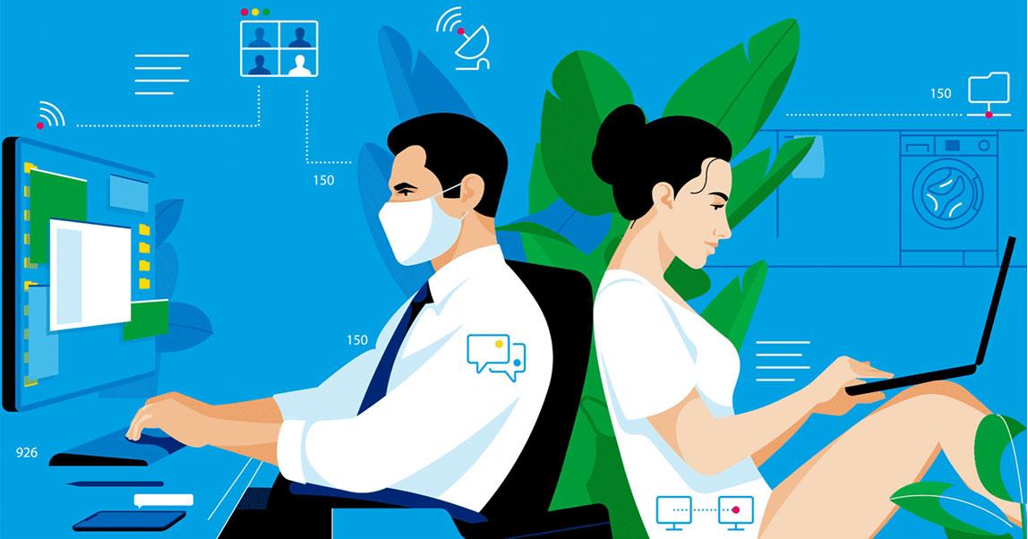 Пандемия и условия работы: новая норма