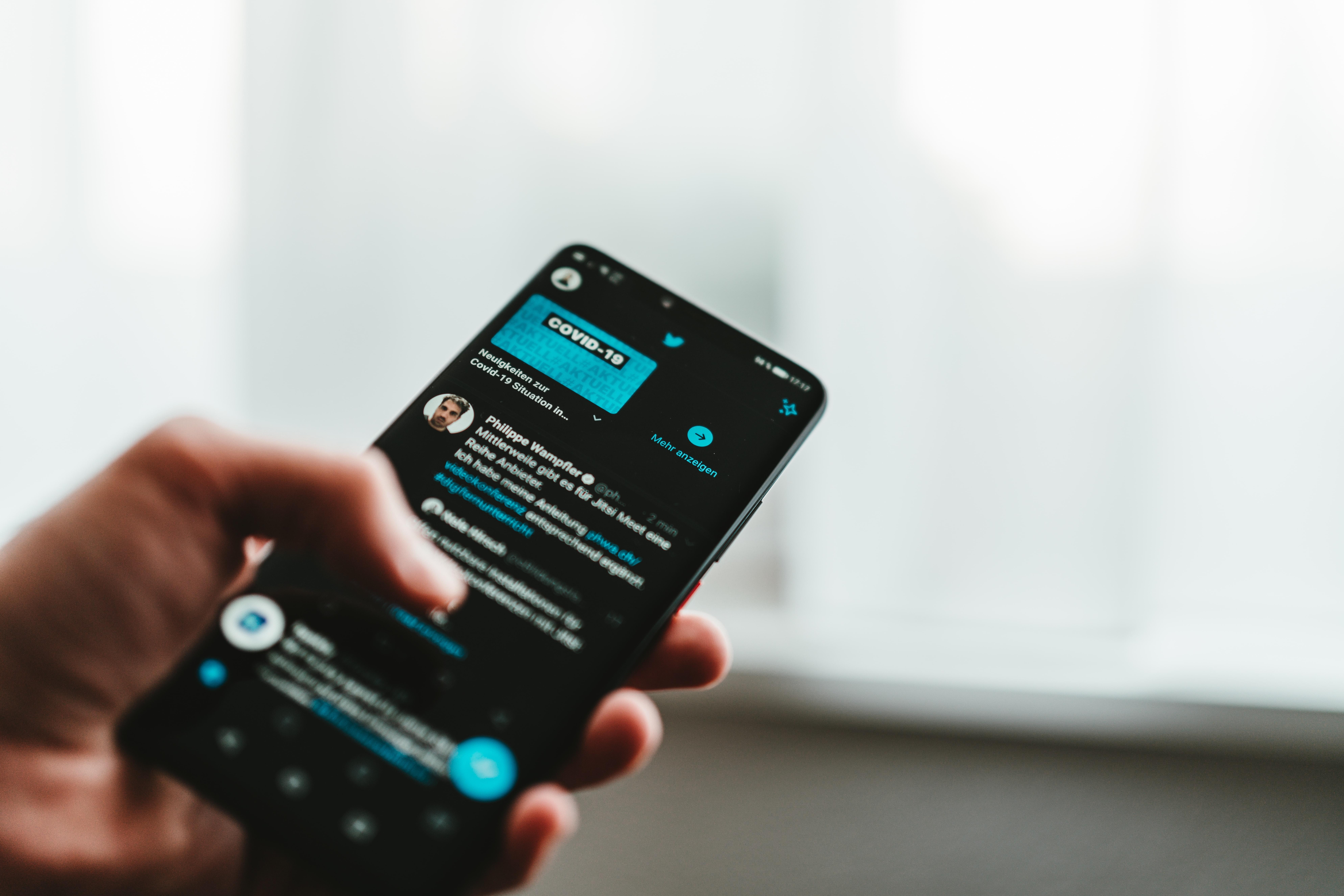 Twitter начала тестировать виртуальные комнаты для общения голосом