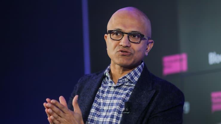 Глава Microsoft Сатья Наделла: Говорить моя команда великолепна, а все остальные  отстой,  это не лидерство