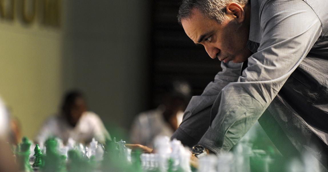 Урок эмоционального интеллекта отГарри Каспарова. Как шахматисты справляются сфатальными ошибками