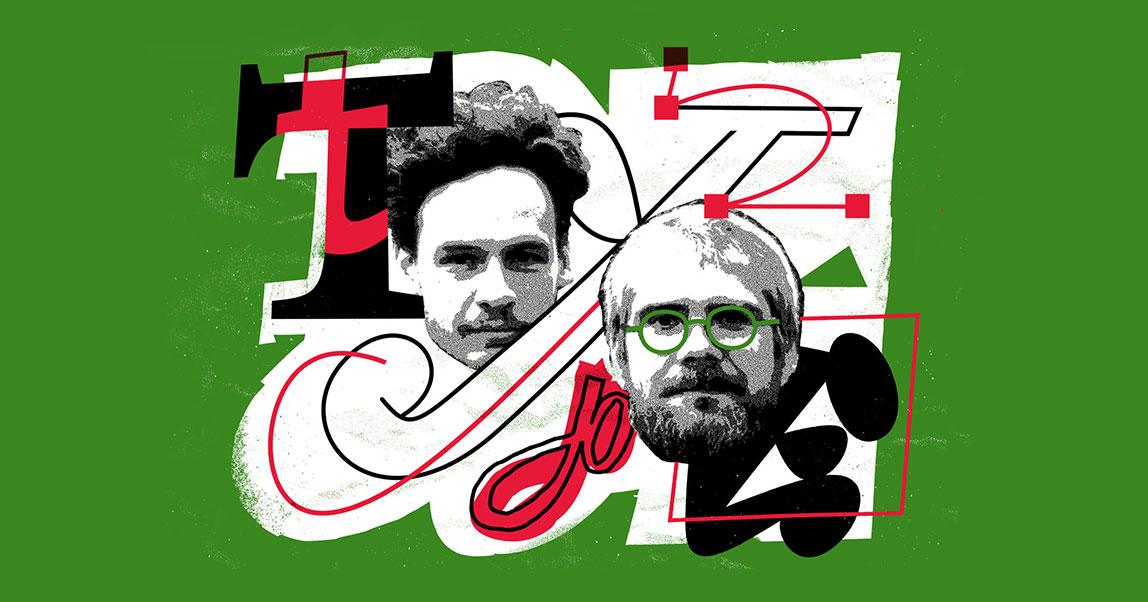 Символы российской типографики: как Илья Рудерман иЮрий Остроменцкий зарабатывают насвоих ичужих шрифтах