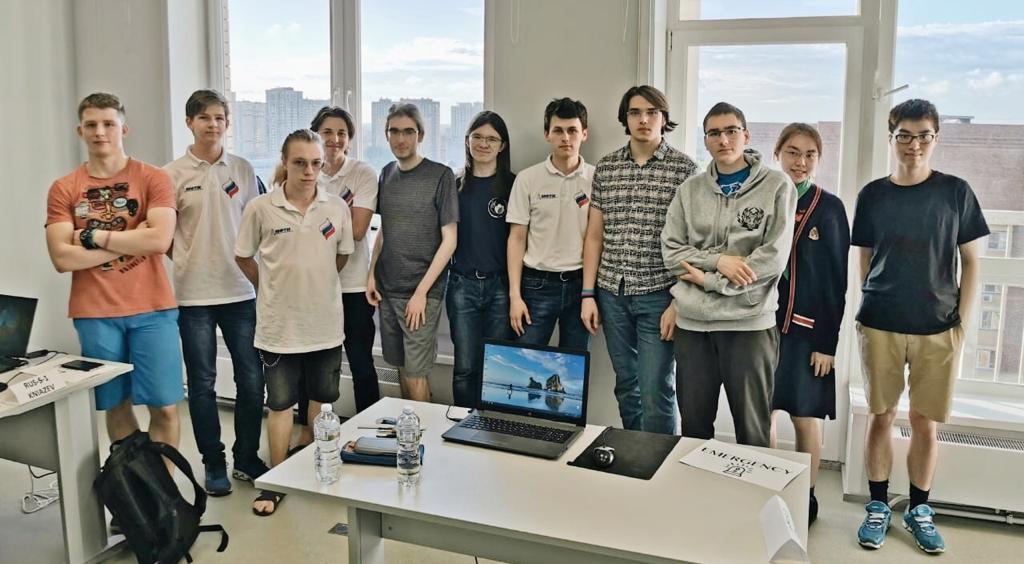 Российские школьники выиграли все золотые медали на Азиатской олимпиаде по физике