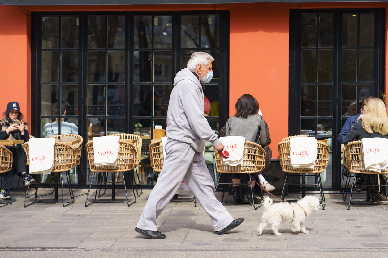В Москве усилят контроль за ношением масок и перчаток в общественных местах