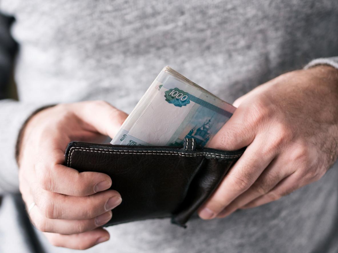 Россияне рассказали, какую зарплату хотели бы получать