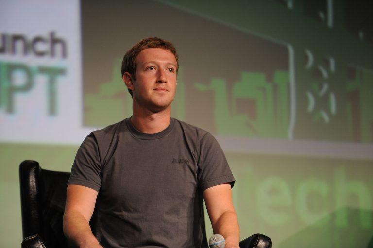 Facebook отчиталась о рекордном за пять лет росте квартальной выручки