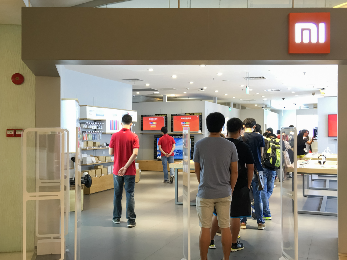 Xiaomi заняла второе место на мировом рынке смартфонов, обогнав Apple