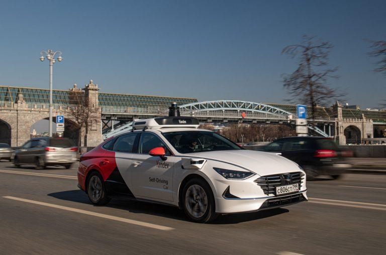 В России могут появиться запретные зоны для беспилотных автомобилей
