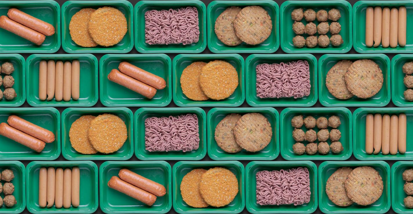 Спрос на растительное мясо вырос в 1,5 раза