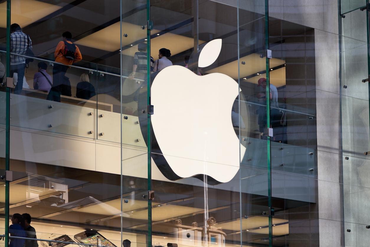 Рынок отреагировал на презентацию нового iPhone снижением котировок Apple на 1,4%