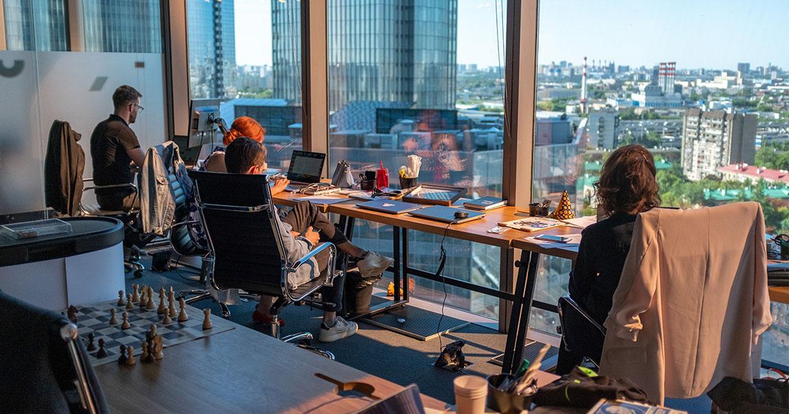 География кадров: выбираем город длянового офиса
