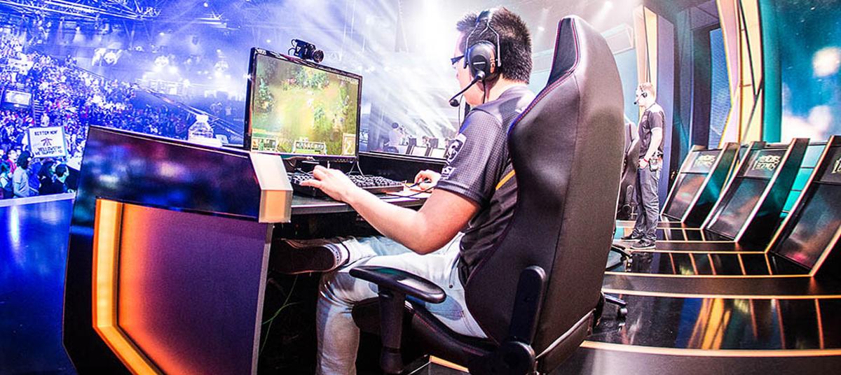 акции компаний игрового сектора