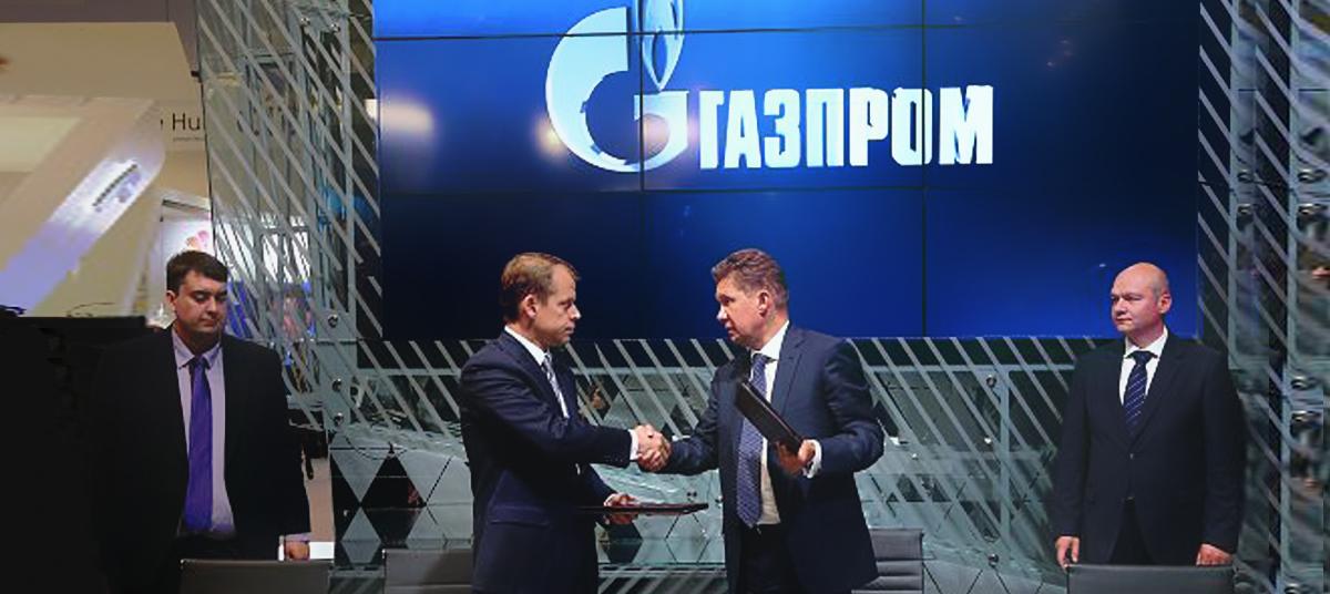 Совместный проект «Газпром» и «Русгаздобыча»