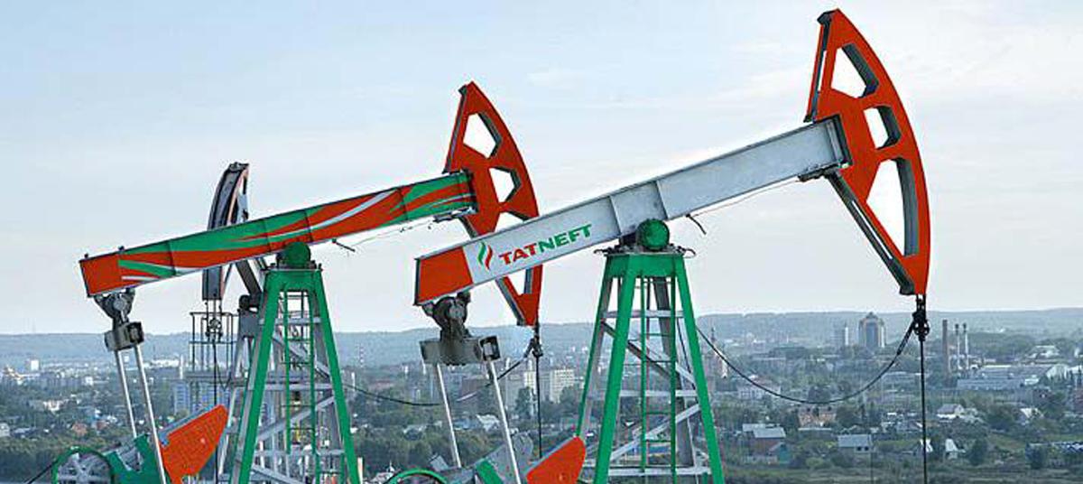 Татнефть переработка нефти