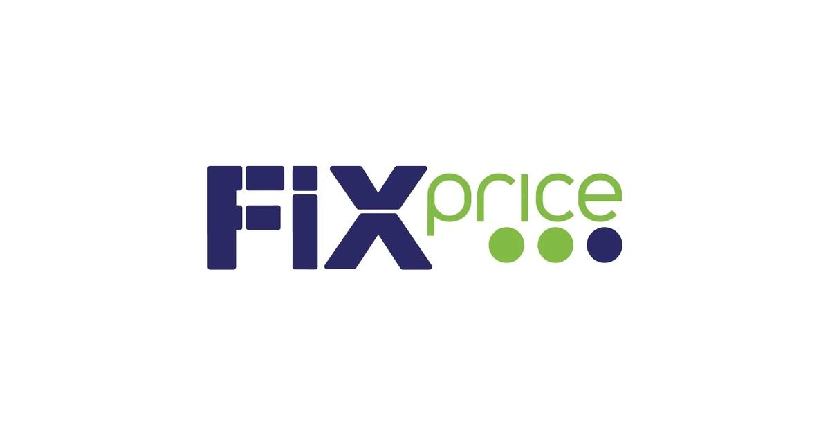 Сеть Fix Price