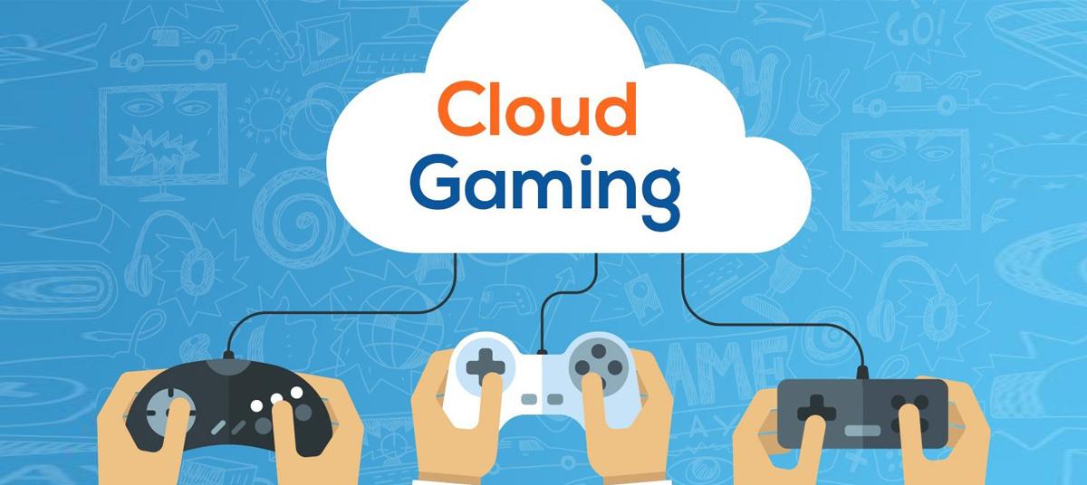 Облачный гейминг