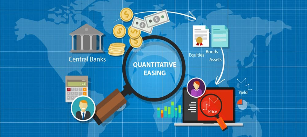 Количественное смягчение QE