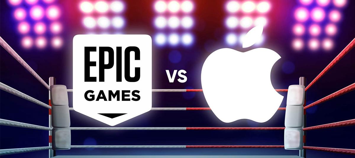 Epic Game и суд Apple