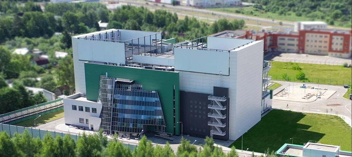 дата-центр GreenBushDC