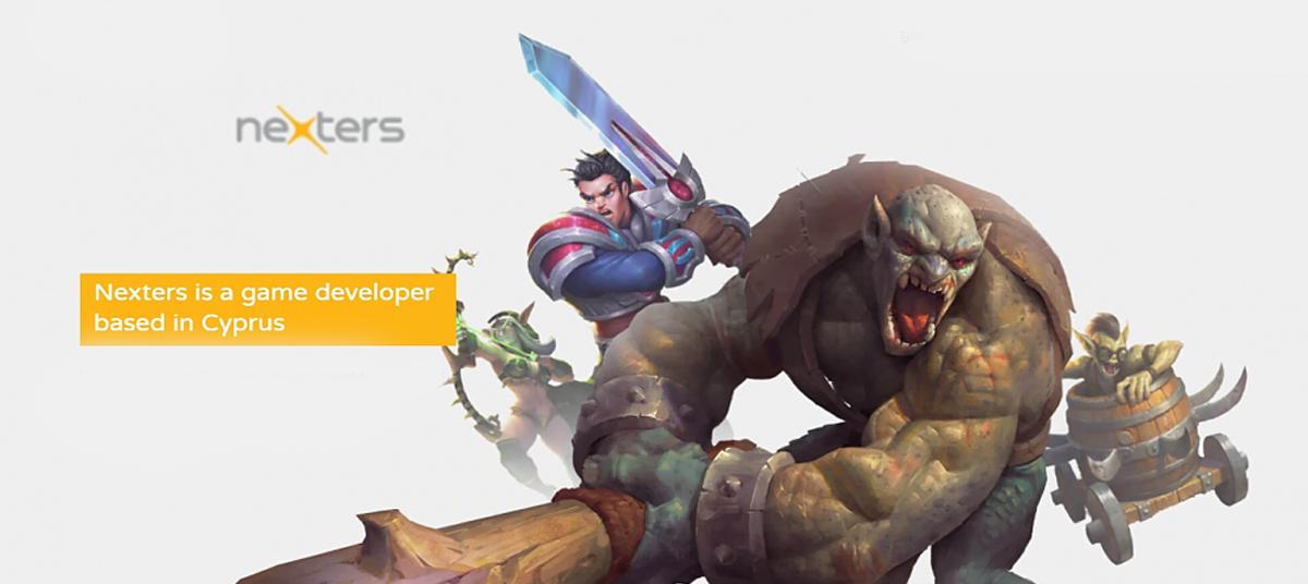 Nexters разработчик игр