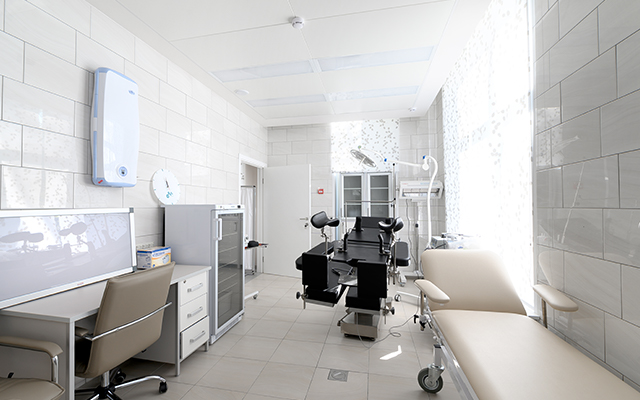 Клиника Медси на Полетаева