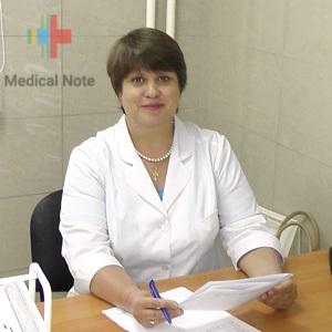 Фотография Неклюдова Светлана Николаевна