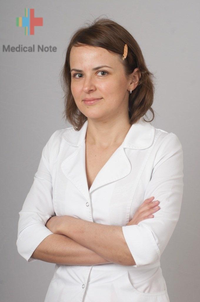 Фотография Антипова Юлия Александровна