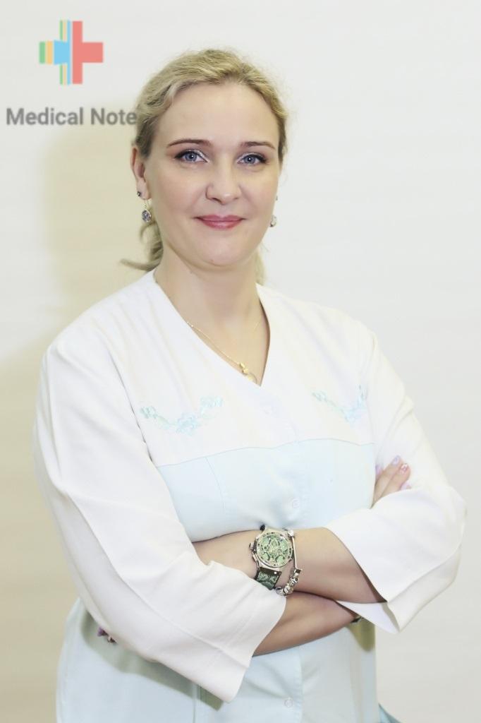 Фотография Лиманская Наталья Борисовна