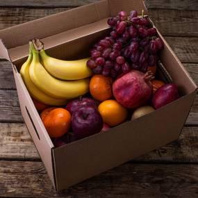 """Коробка """"Осенние хиты"""" ~ 3,5 кг"""