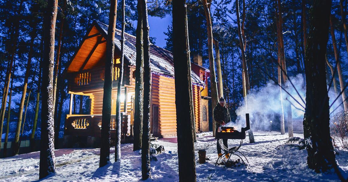 В этот Новый год на 40% упадет спрос на аренду коттеджей в Подмосковье — Москвич Mag