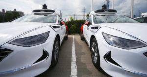 Беспилотные такси начнут развозить пассажиров по Москве в 2024 году