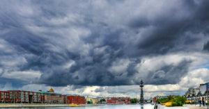 Редкое явление: сегодня разница температур в районах Москвы составит 15 градусов